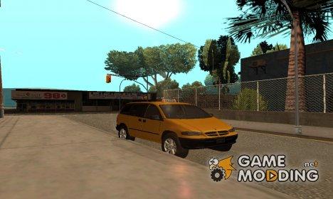 Dodge Grand Caravan 1999 для GTA San Andreas