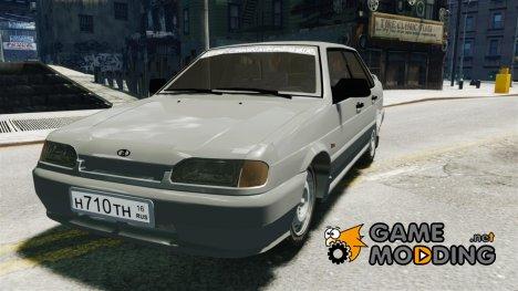 ВАЗ 2115 для GTA 4