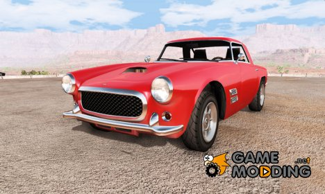 GTA 5 Lampadati Casco for BeamNG.Drive