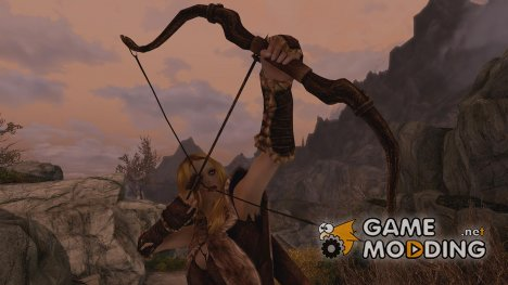 Whiterun Archery Pro Shop - All Bows Arrows and Training for TES V Skyrim