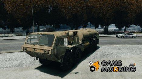 Oshkosh HEMTT for GTA 4