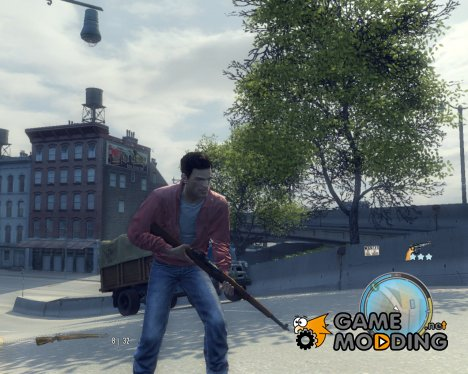 Weapon Mod for Mafia II