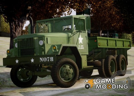 AM General M35A2 1955 for GTA 4