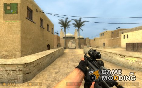 Another TAC mp5 for Counter-Strike Source