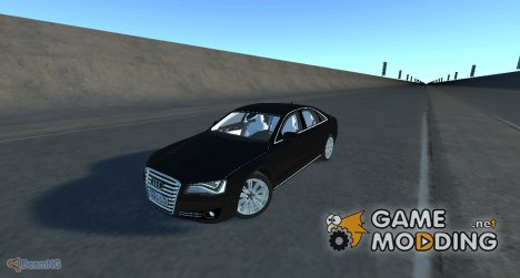 Audi A8L for BeamNG.Drive