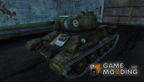 T-34-85 VakoT for World of Tanks