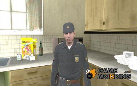 Сержант ППС for GTA San Andreas
