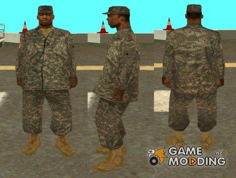 Американский армеец for GTA San Andreas