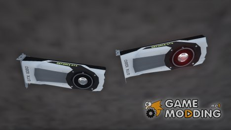 Nvidia GeForce GTX 1080 Bomb for GTA 5