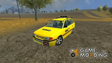 Opel Astra Caravan для Farming Simulator 2013