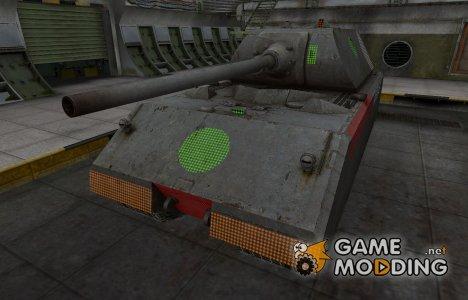 Зона пробития Maus for World of Tanks