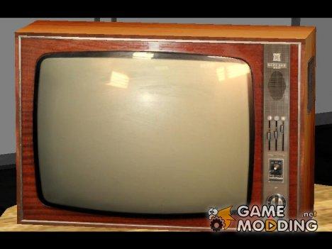 """Телевизор """"Берёзка-212"""" для GTA San Andreas"""