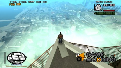 FOV Editor for GTA San Andreas