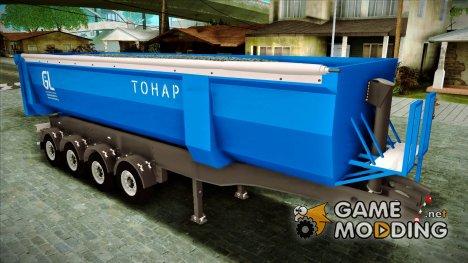 Прицеп Самосвал Тонар for GTA San Andreas