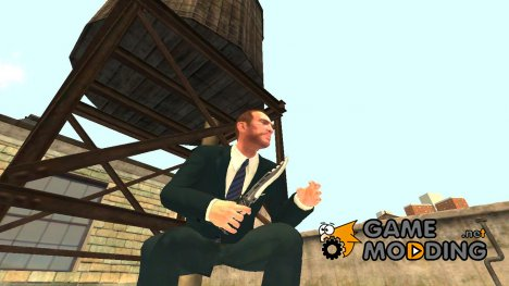 "Элитный боевой нож ""Raider Blade"" v.1 для GTA 4"