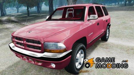Dodge Durango 1998 для GTA 4