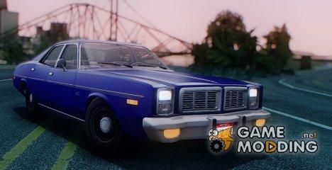 Dodge Monaco Sedan (WL-41) 1978 for GTA San Andreas