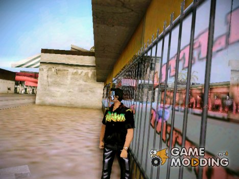 "Скин ""Spawn"" for GTA Vice City"