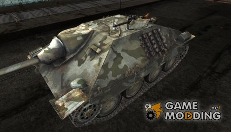 Hetzer 15 for World of Tanks