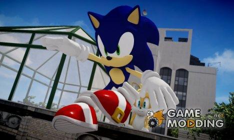 SonicIV мод + DLC пак для GTA 4
