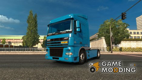 DAF XF 95 Space Cab Euro 3 for Euro Truck Simulator 2