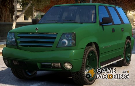 Cavalcade to Escalade для GTA 4