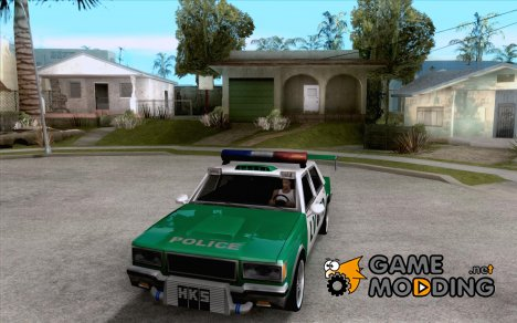 Police Hero v2.1 for GTA San Andreas