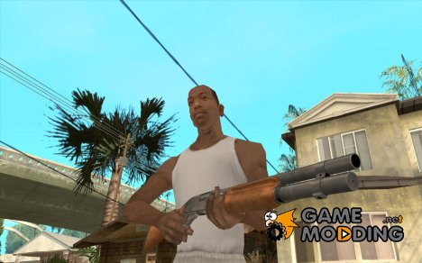 M870 for GTA San Andreas