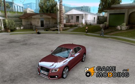 Audi S5 2008 для GTA San Andreas