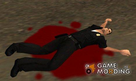 Конфигурация Ragdoll Mod для GTA San Andreas