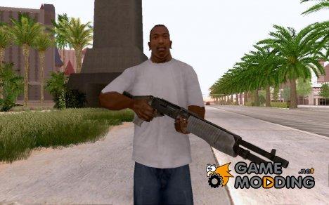 Spas12 для GTA San Andreas