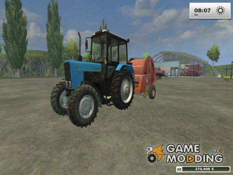 ПРФ-180 for Farming Simulator 2013