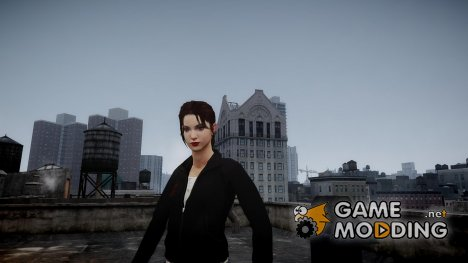 Modern Zoey 1.1 for GTA 4