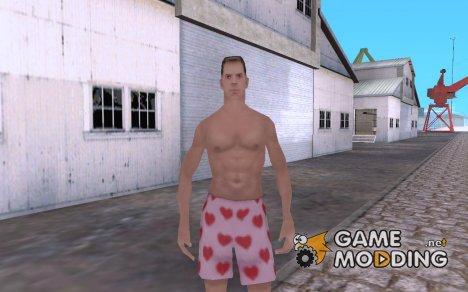 Сливщик формы for GTA San Andreas