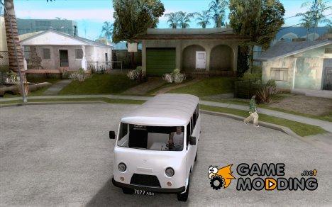 УАЗ 2206 for GTA San Andreas