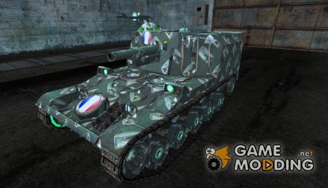 Шкурка для AMX 105AM для World of Tanks