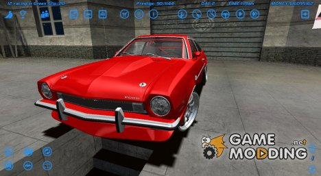 Ford Pinto 1973 for Street Legal Racing Redline