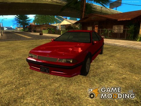 Fortune из GTA IV для GTA San Andreas