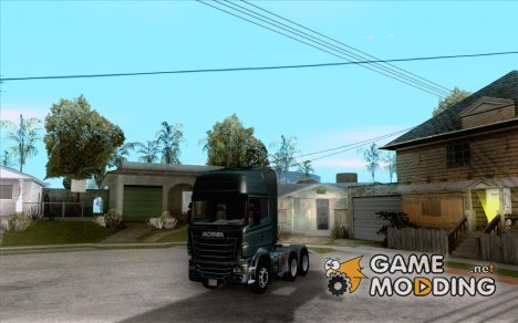 Scania R440 для GTA San Andreas