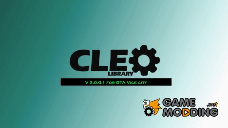 CLEO  V2.0.0.1 for GTA Vice City