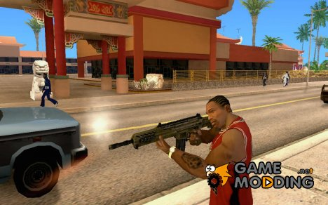 FX-05 Xiuhcoatl для GTA San Andreas