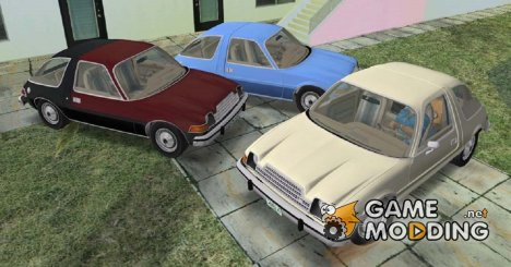 AMC Pacer DL 1978 for GTA Vice City