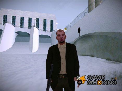 Дмитрий Раскалов из GTA 4 v2 for GTA San Andreas