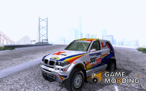 BMW X3 X-raid for GTA San Andreas