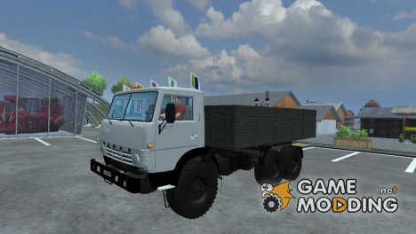 КамАЗ 44108 v2.0 для Farming Simulator 2013