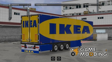 Ikea for Euro Truck Simulator 2