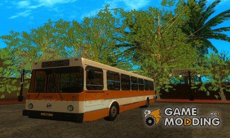 ЛиАЗ 5256.00 Скин-пак 3 для GTA San Andreas
