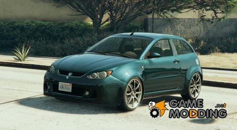 Proton Satria Neo with liveries v1.0 для GTA 5