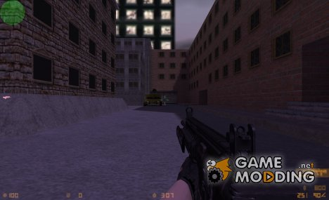 Mw2 M4 for Famas for Counter-Strike 1.6