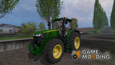John Deere 7310R for Farming Simulator 2015